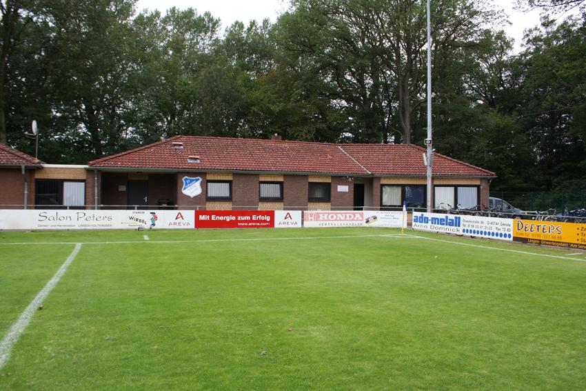 Spielstätte Biener Busch SV Holthausen Biene