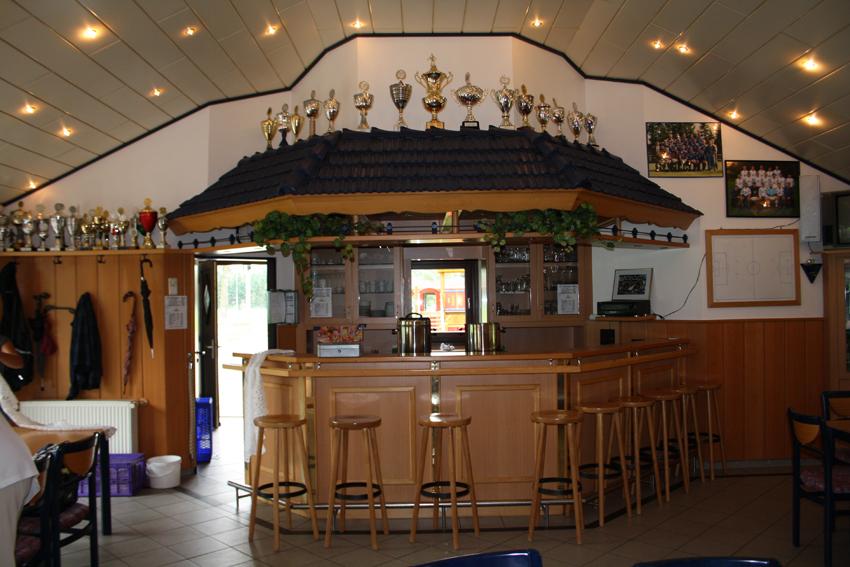 Clubhaus SV Holthausen Biene