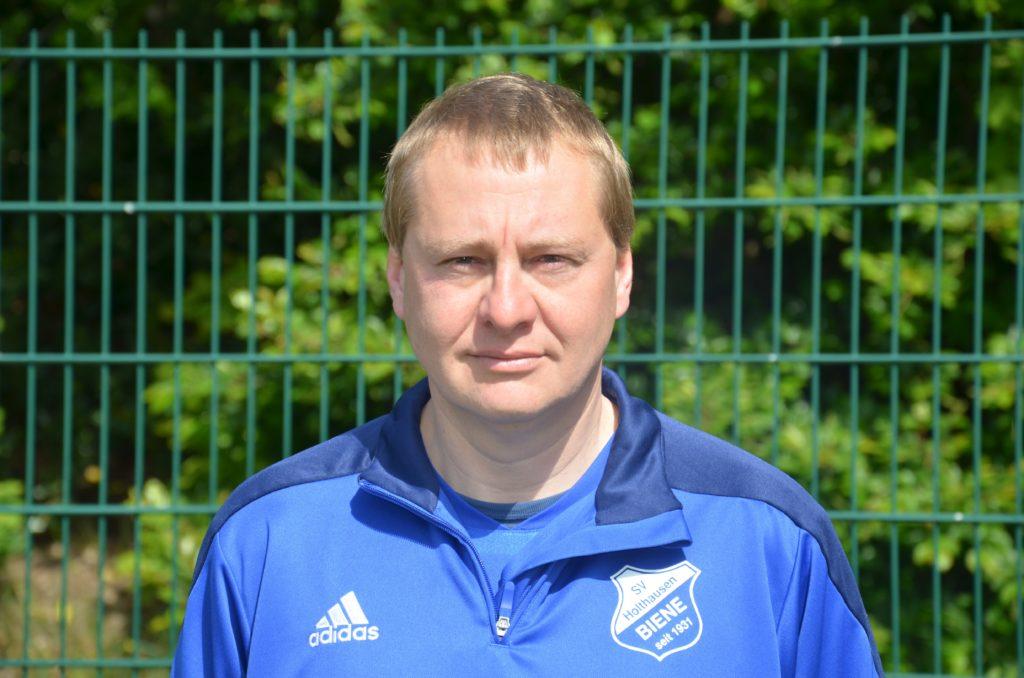 Altsenioren Mittelfeldspieler Bernhard Wessing