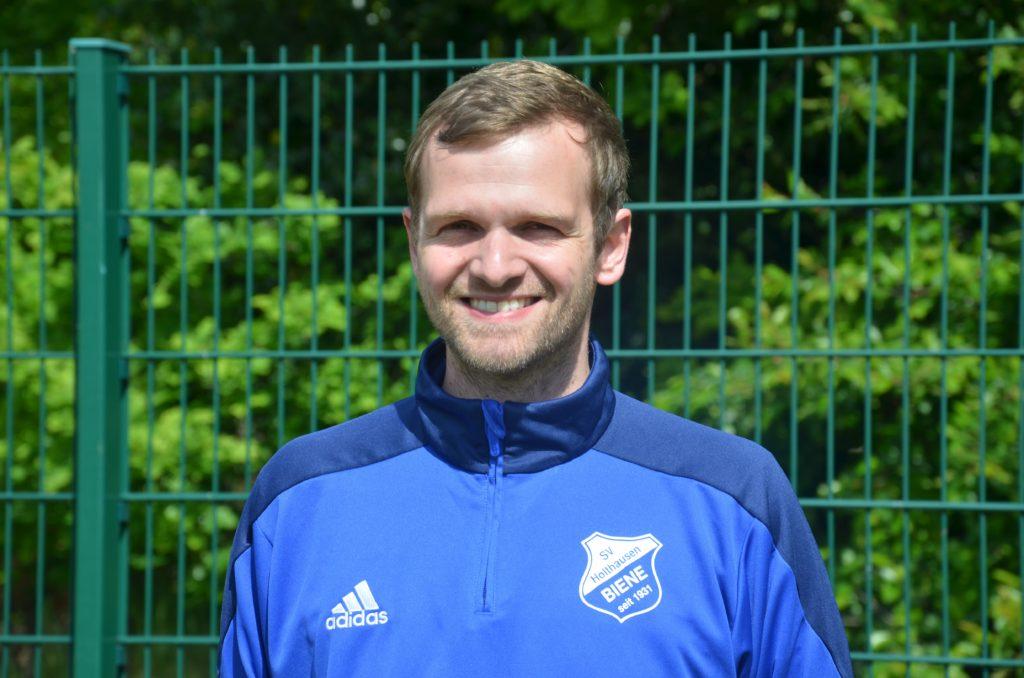 Altsenioren Mittelfeldspieler Boris Kues