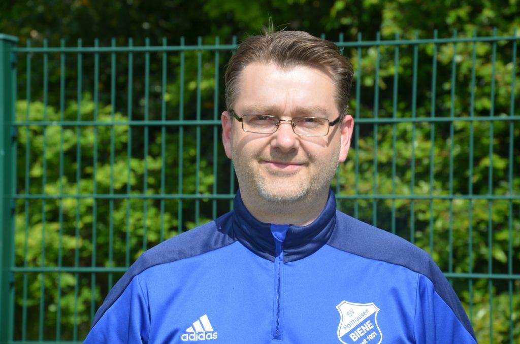 Altsenioren Mittelfeldspieler Christoph Thien