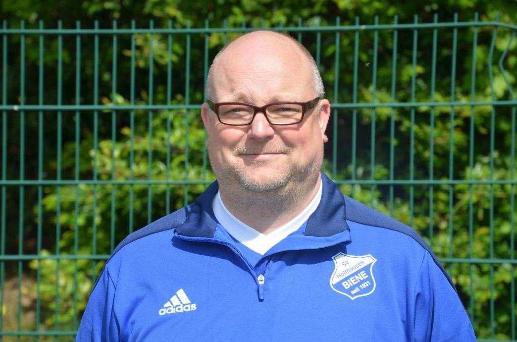 Altsenioren Mittelfeldspieler Dirk Meyer