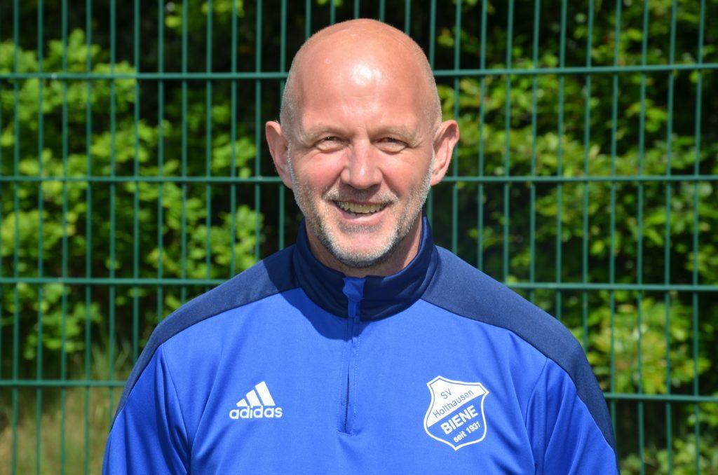 Altsenioren Mittelfeldspieler Günter Schlagenhauf