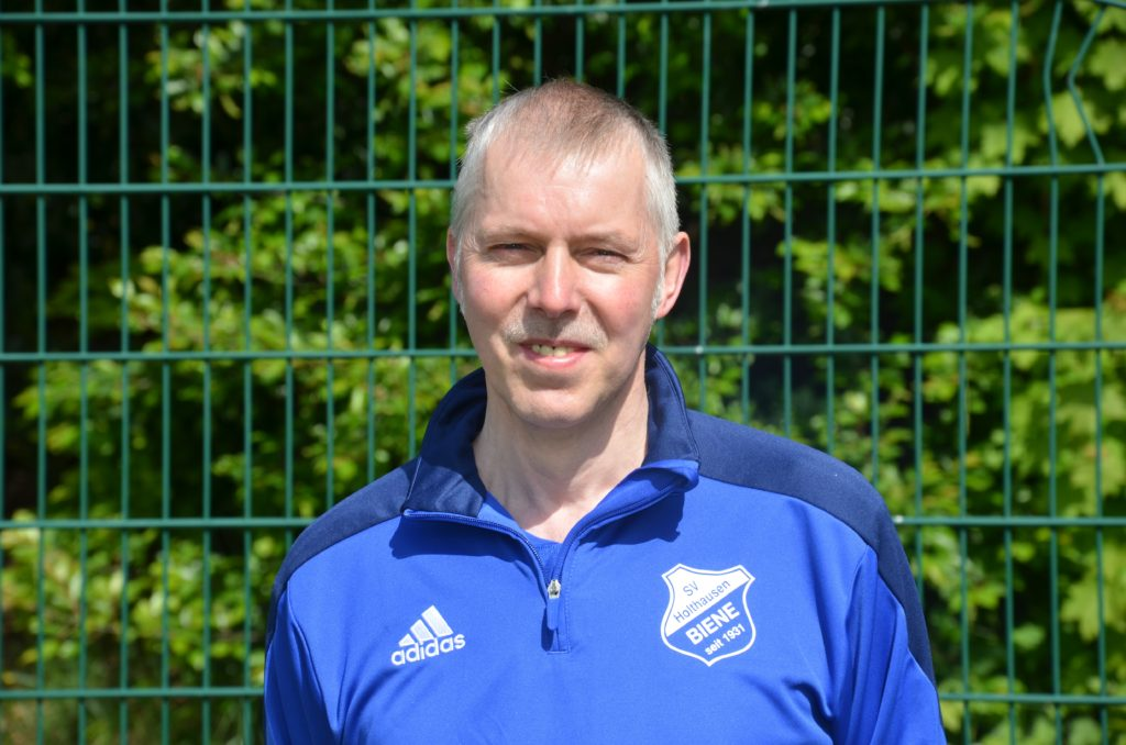 Altsenioren Mittelfeldspieler Hermann Moss