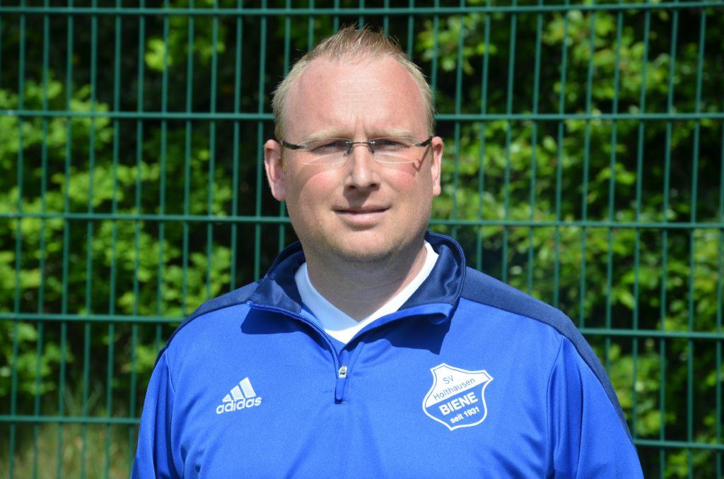 Altsenioren Mittelfeldspieler Raphael Kotte