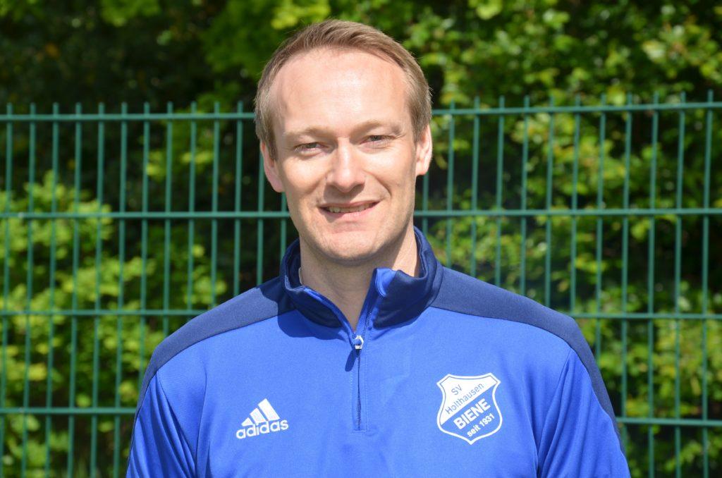 Altsenioren Mittelfeldspieler Stefan Kley
