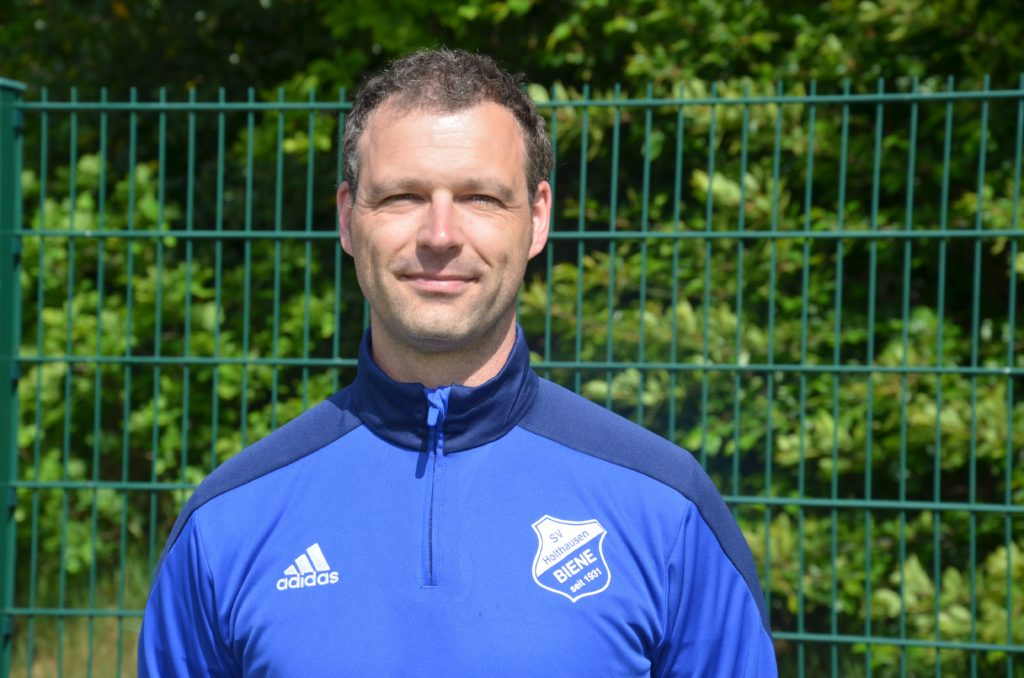 Altsenioren Mittelfeldspieler Sven Heinen