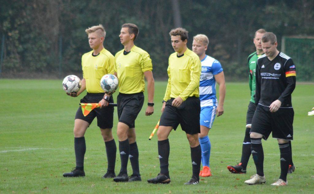 Schiedsrichter SV Holthausen Biene
